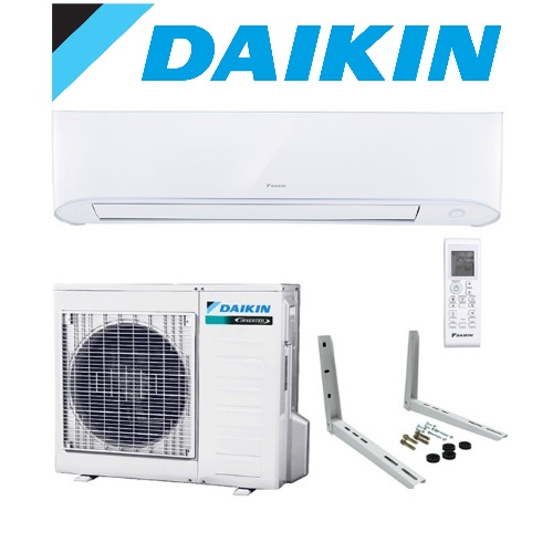 Daikin 12 000 Btu 17 Series Single Zone System Heat Pump Bundle Ac For Less