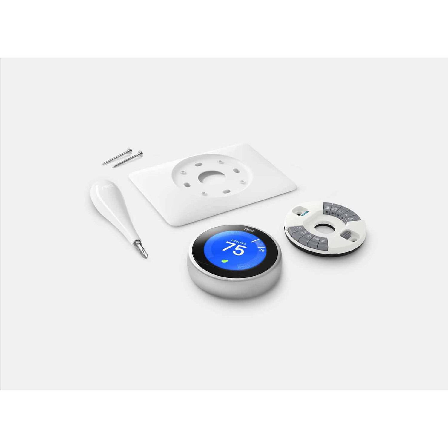 Nest Thermostat  3rd Generation   U2013 Ac For Less