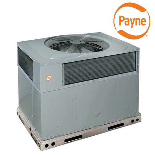 Payne 4 Ton Constant Comfort Deluxe 16 Seer Packaged Gas Furnace Air Conditioner Combination Pgr548040kgp1b Installed Ac For Less