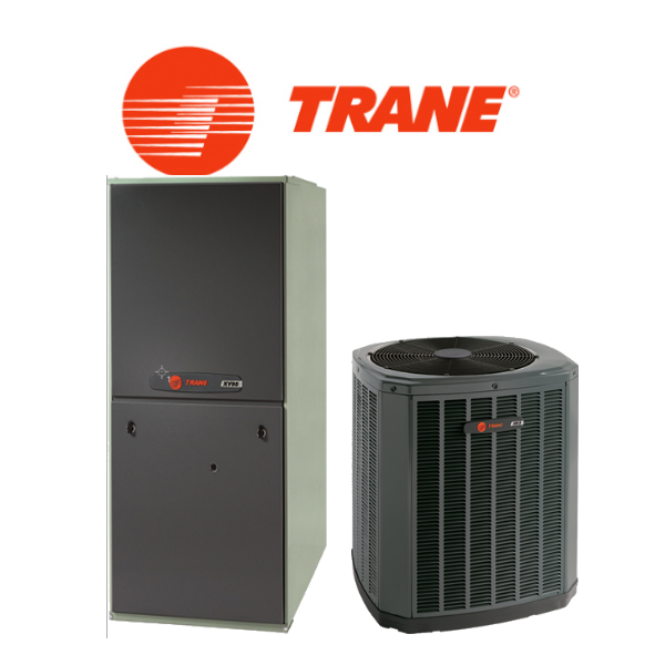 Trane 2 Ton Horizontal Heat Pump Split Xr14 M Series Air